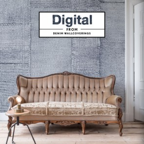 BN Wallcoverings - Voca Denim (30706)