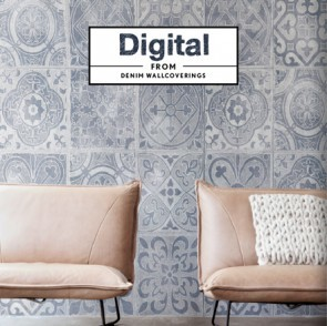 BN Wallcoverings - Voca Denim (30712)