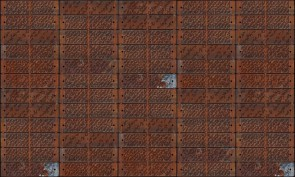Rebel Walls Frontage (Punch Cards R12841-4)