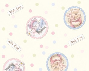 Dutch Wallcoverings Disney (WPD9744)