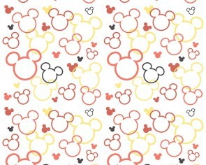 Dutch Wallcoverings Disney (WPD9749)