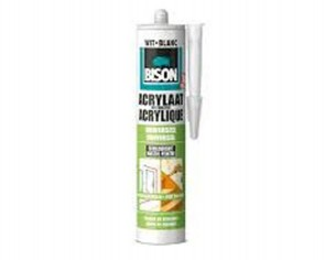 Bison Super acrylaatkit anticrack 300 ml